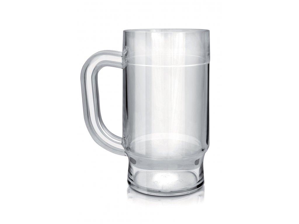 Nerozbitná sklenice na pivo - Beer 50 cl