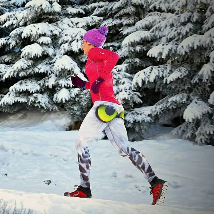 Jak se obléct na běhání v zimě
