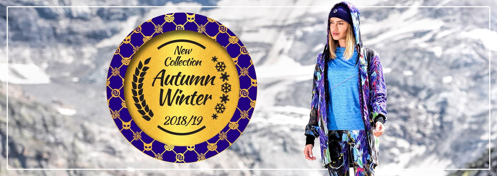 nová kolekce podzi-zima