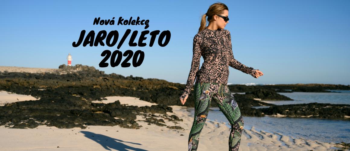Nová kolekce Jaro/léto 2020