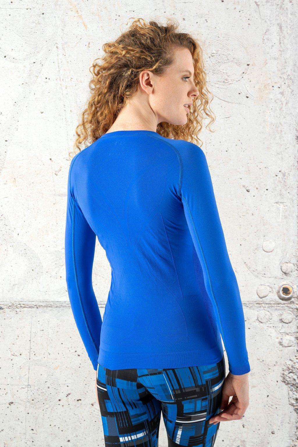 Prodyšné ultra light tričko s dlouhým rukávem BLD50