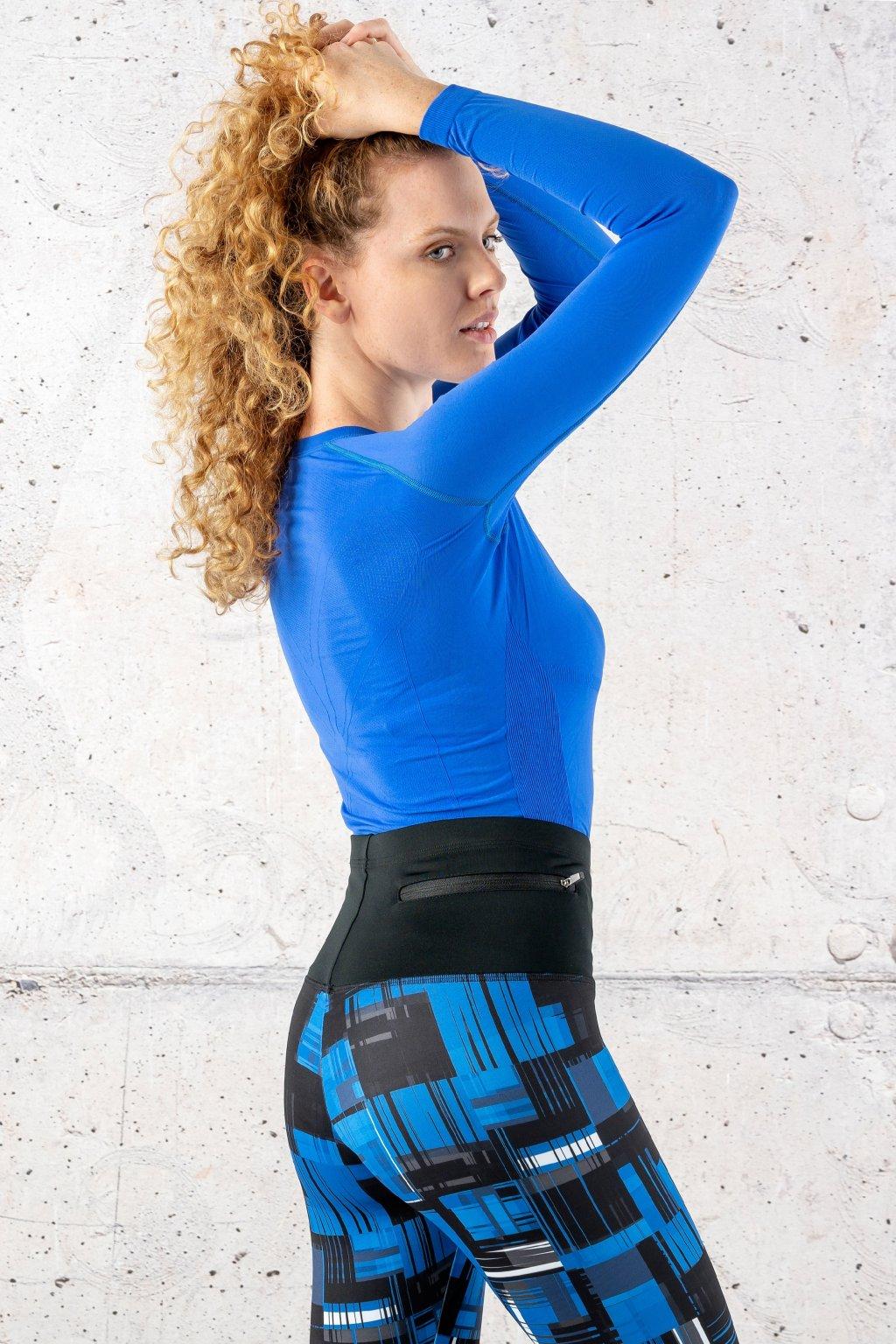 ultra light Triko s dlouhým rukávem blue bld 50 1