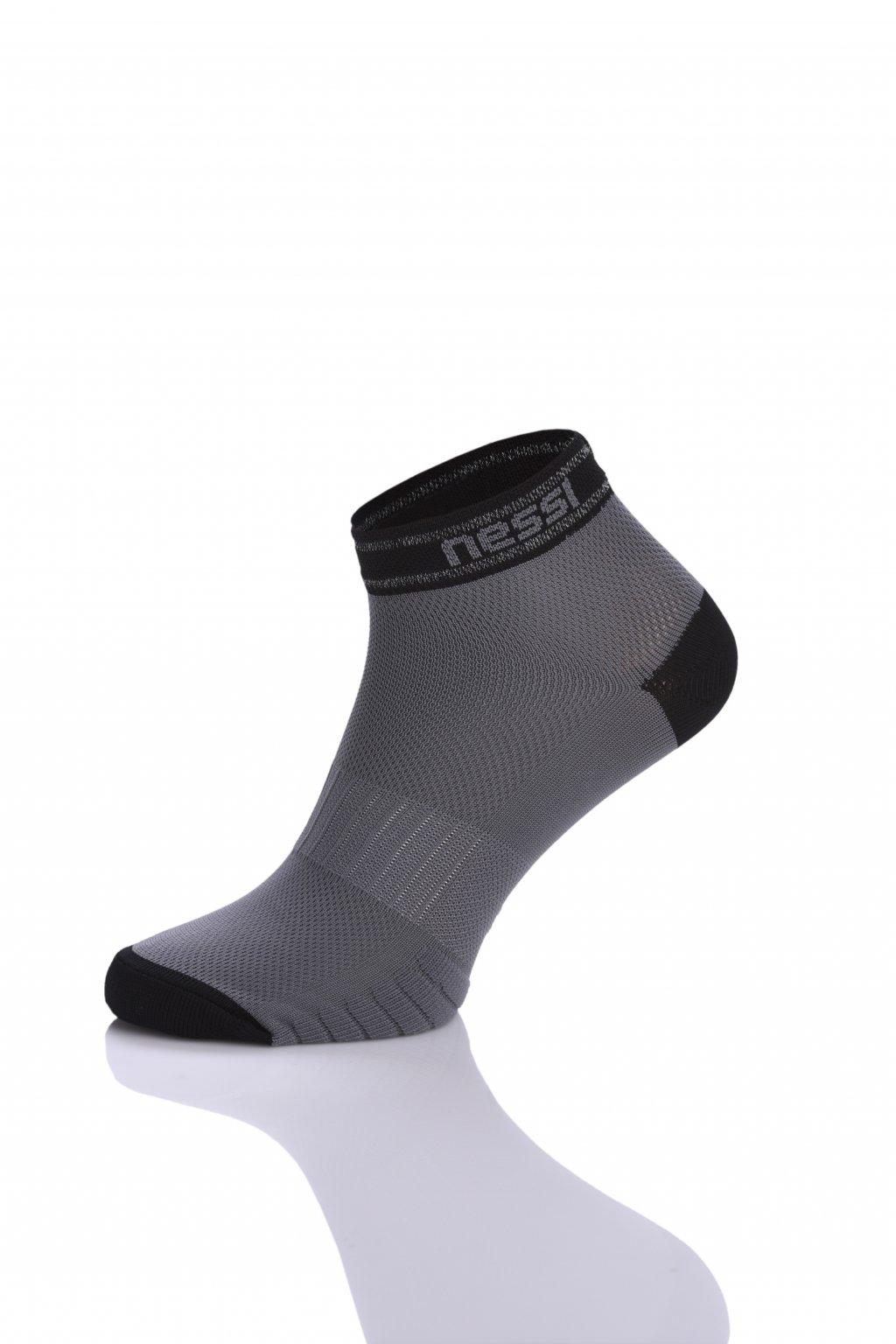 Běžecké ponožky RSO-8 - Šedá