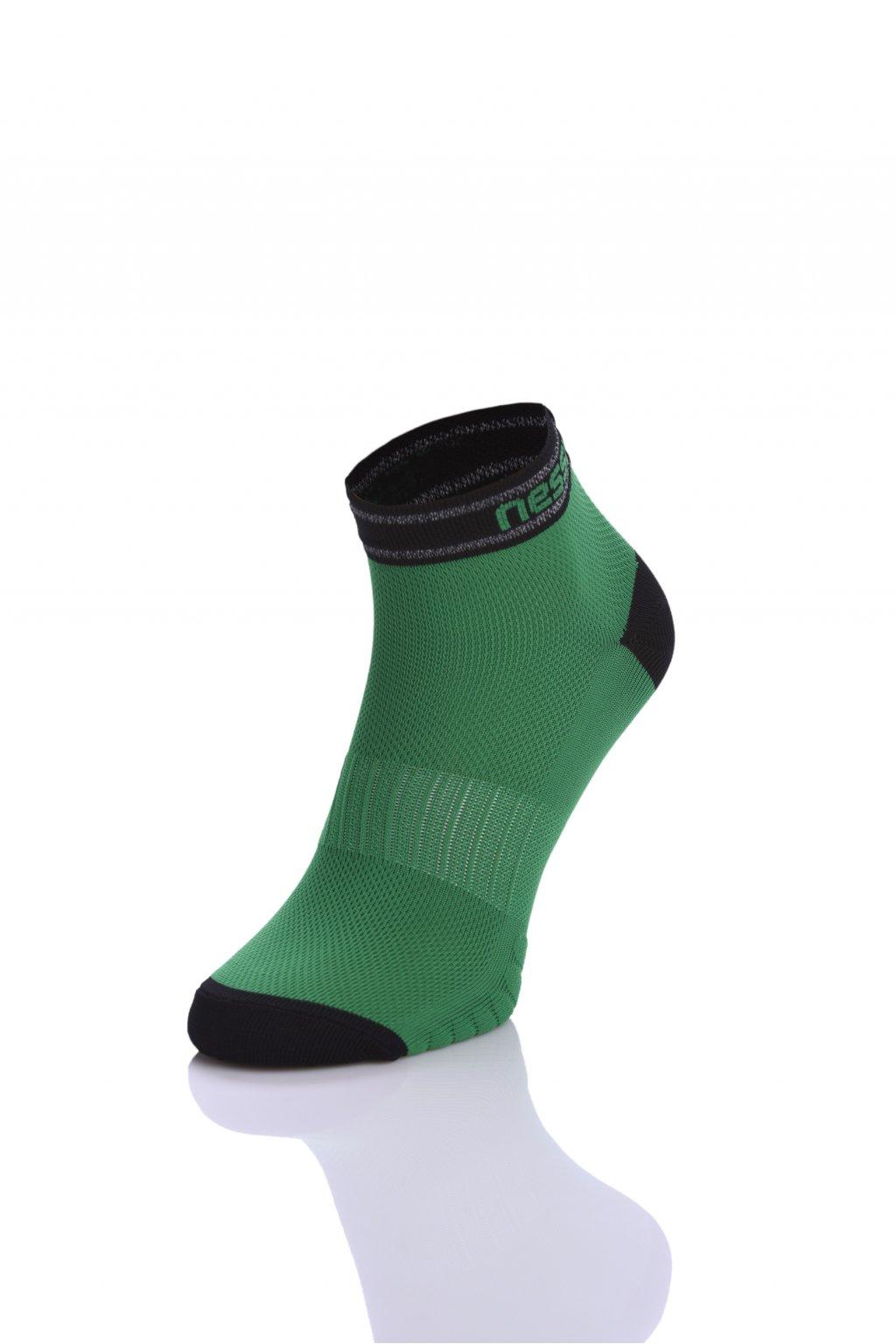 Běžecké ponožky RSO-15 - Zelená