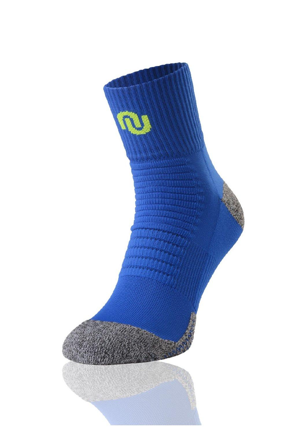 Termoaktivní Ponožky Trail U Ultrarun pro SU-5 - Modro-šedá