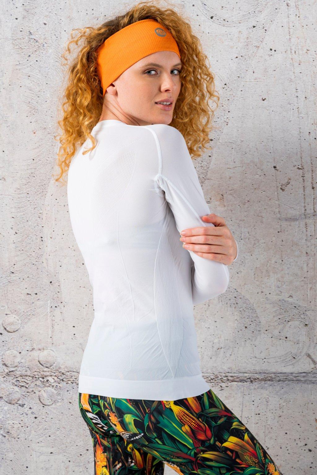 Prodyšné ultra light tričko s dlouhým rukávem BLD00