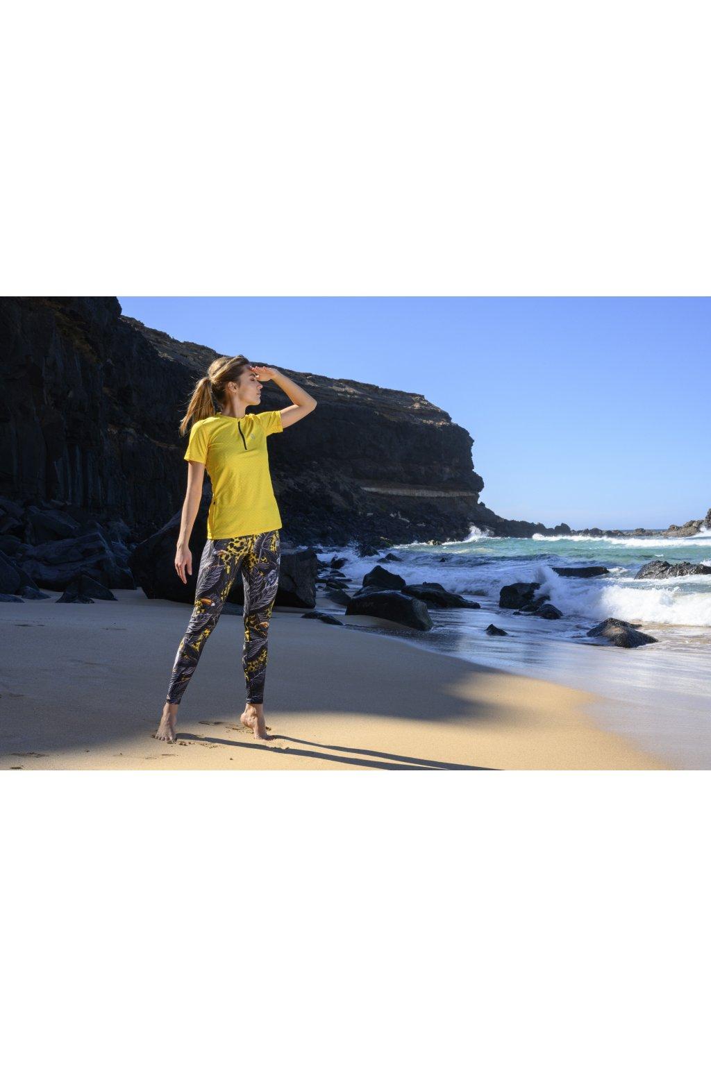 legginsy selva yellow oslp 11t2 wiosna lato 2020 t1