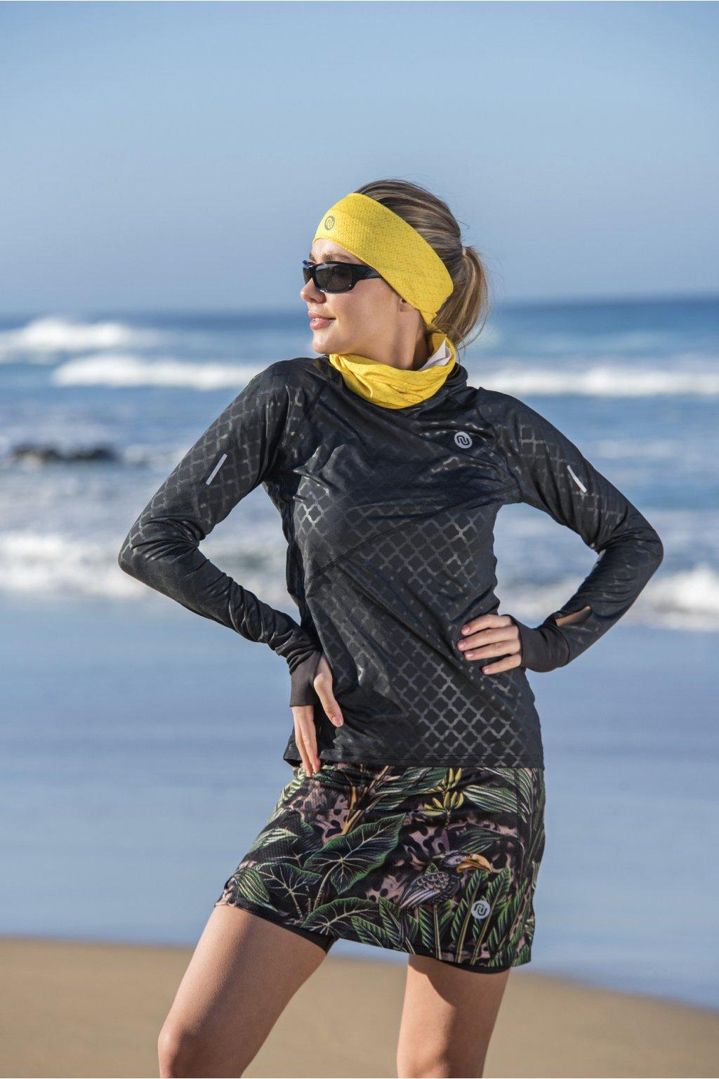 Běžecká sukně selva sand srdgl 11t1 1