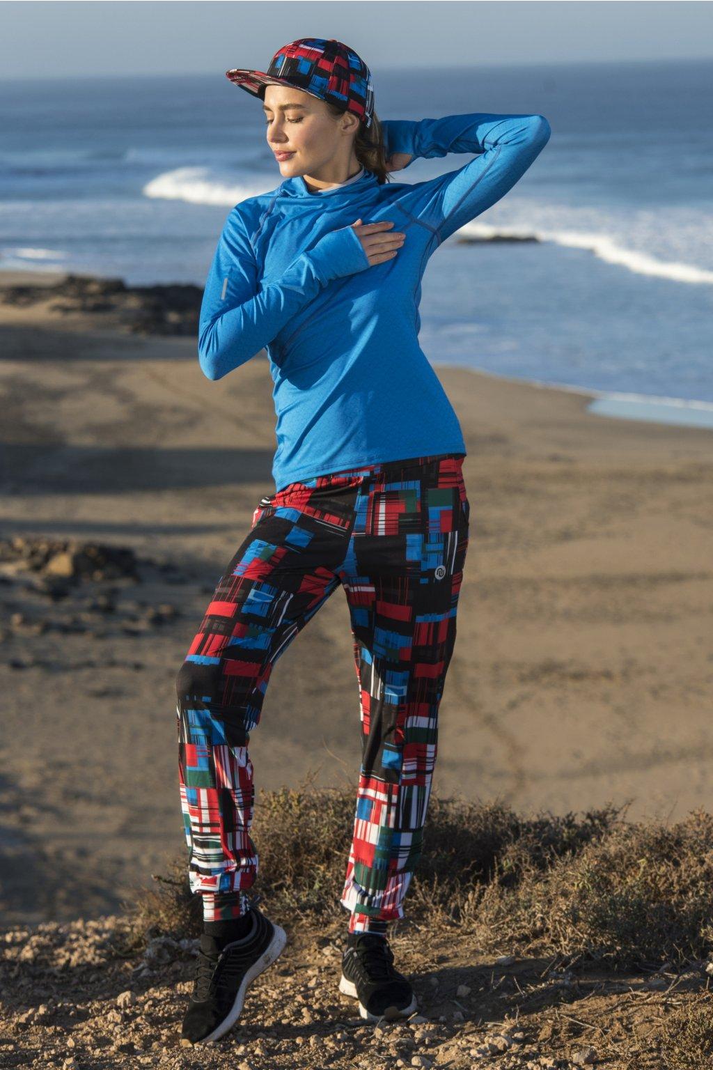 Volné sportovní kalhoty krado sddc 11s1 1