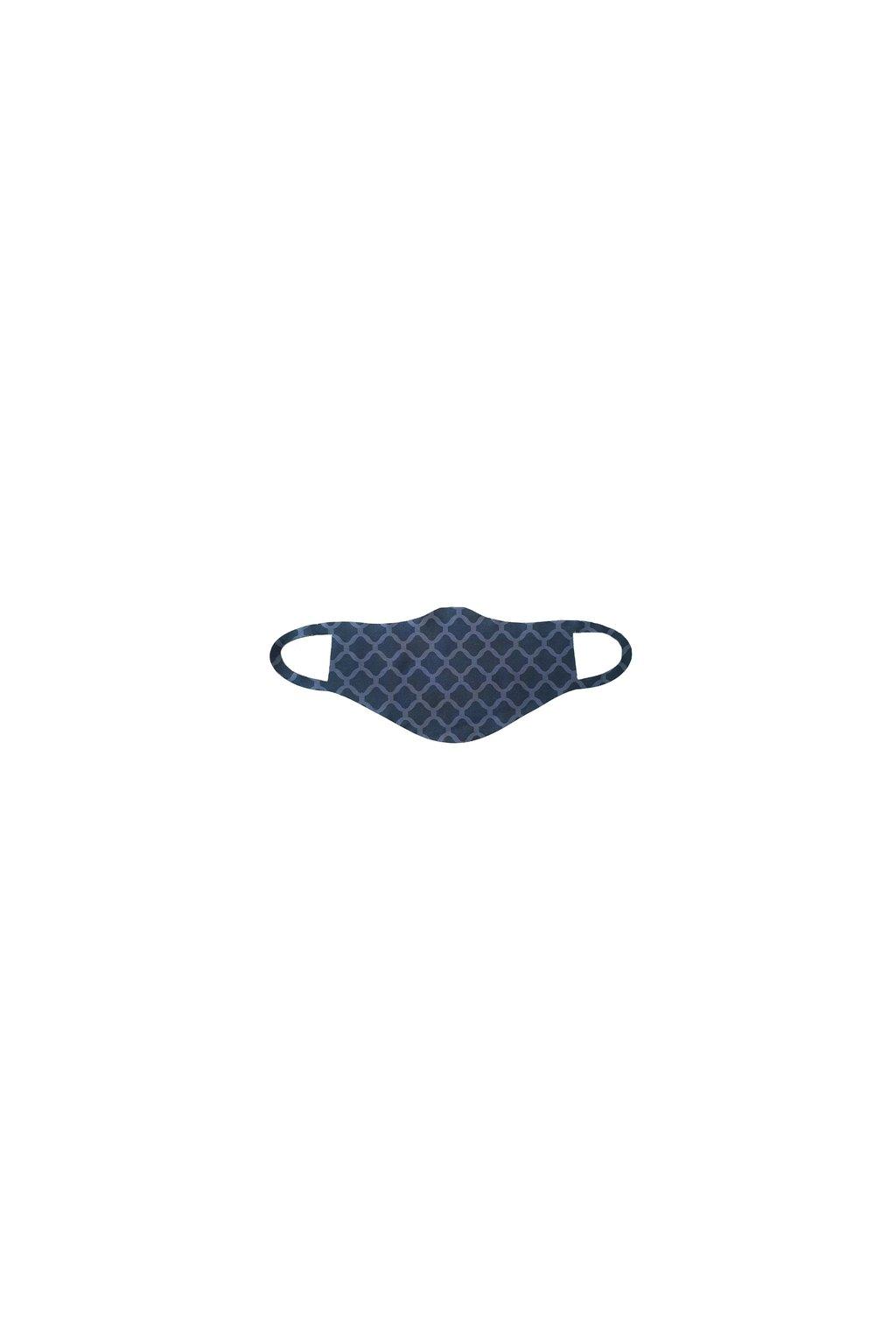 Maska Higieniczna Shiny Black MOH 90T 18129 679x706