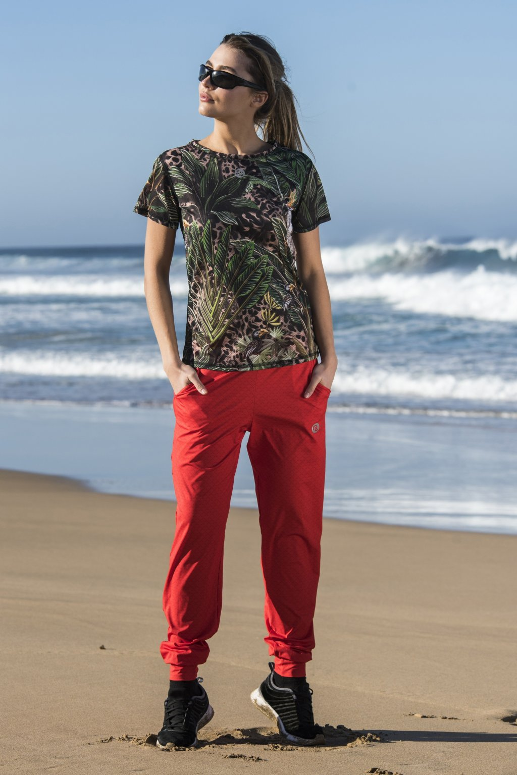 Volné kalhoty red mirage sddc 11x4 1