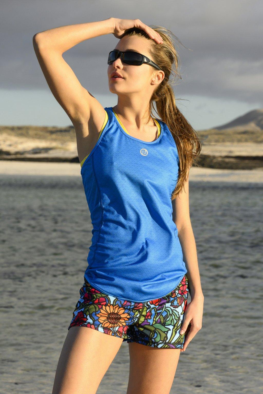 Volný top boxer blue mirage dbl 11x7 1