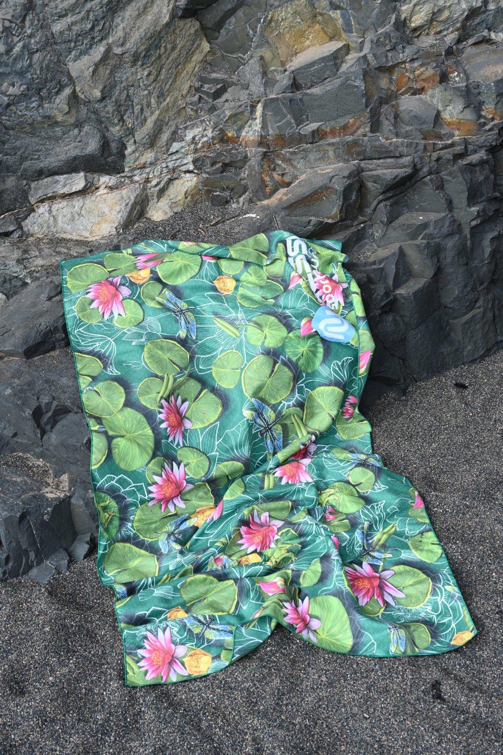 Ručníky ARE-11Z1 Lily Pond