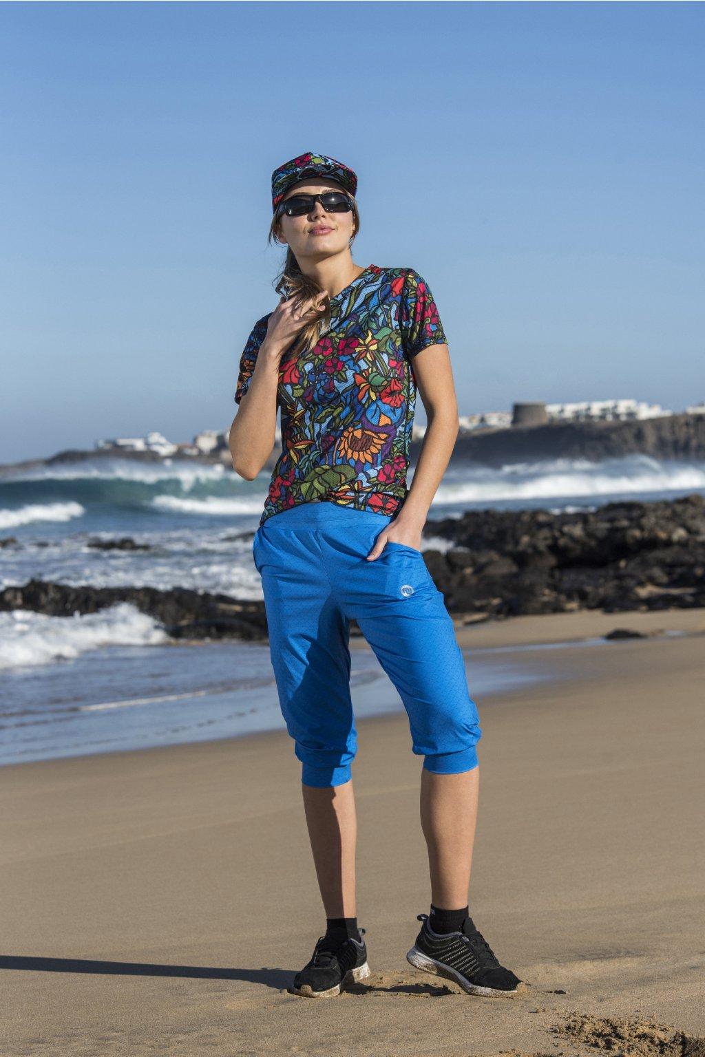 Volné krátké kalhoty blue mirage sddc3 11x7 1