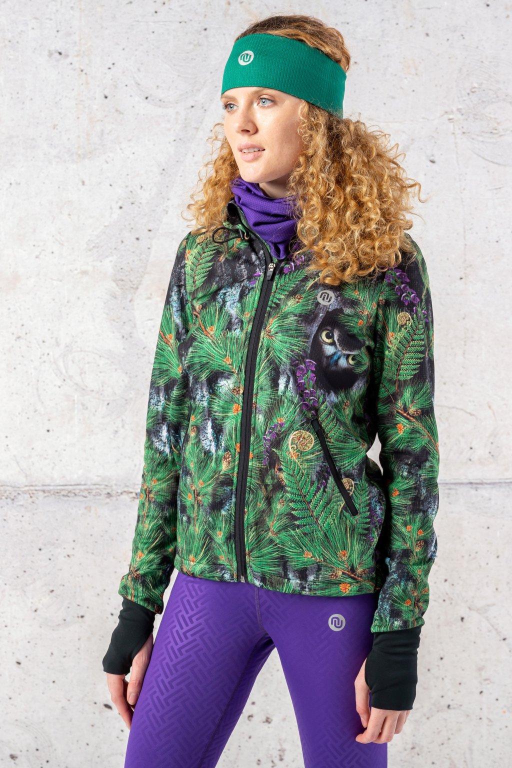 Běžecká bunda pine hrdk 12L1 1
