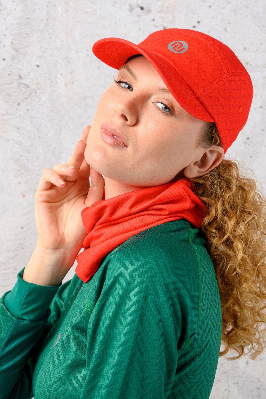 nepromokavá kšiltovka red mirage cmb 11x4 1