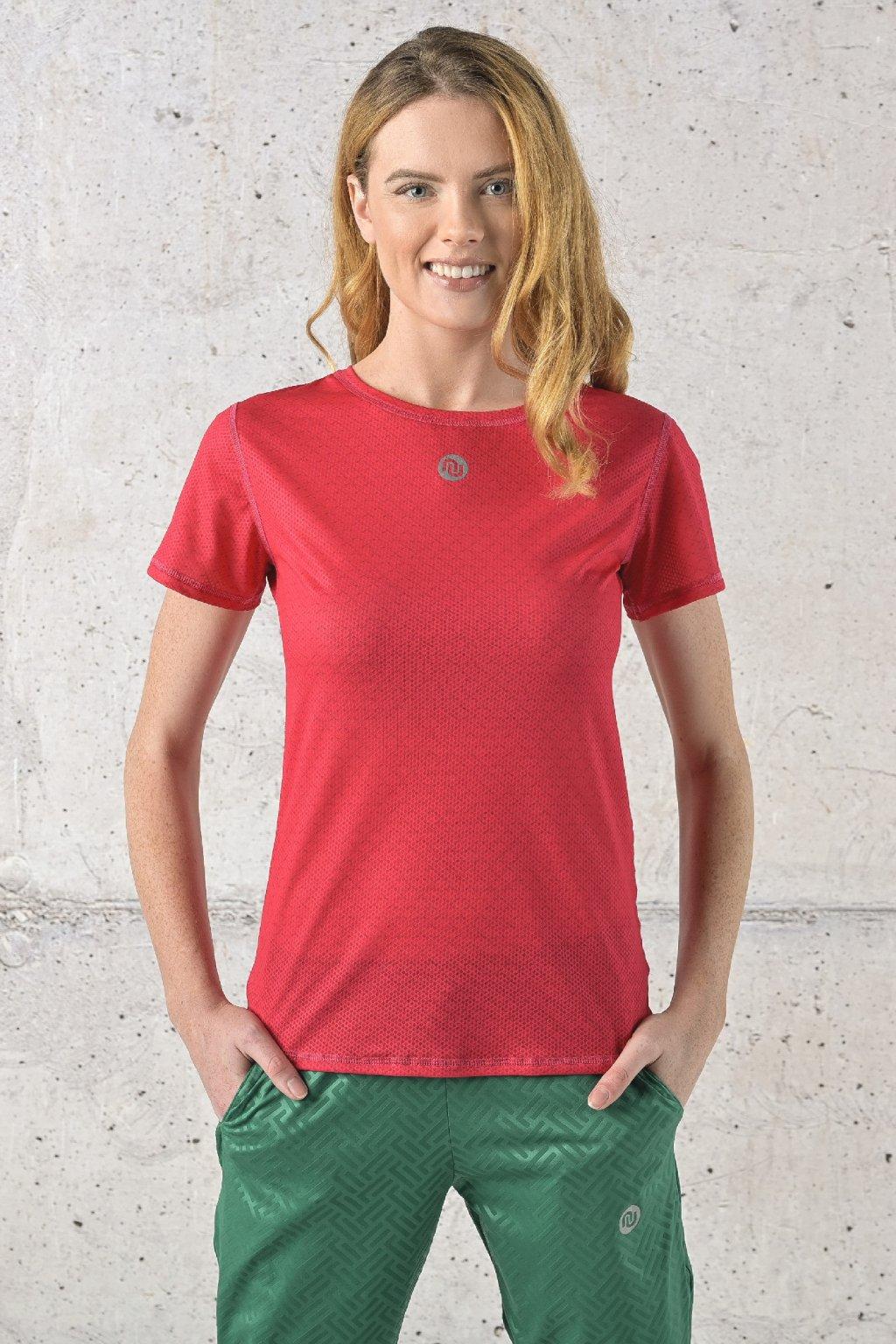 Fitness tričko TSF 11X2 1