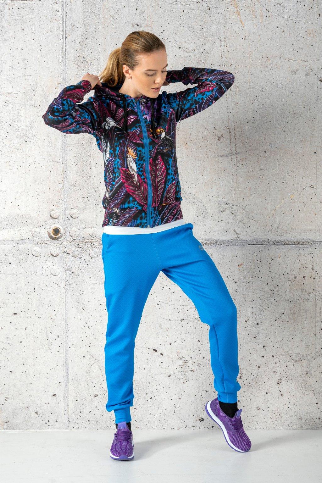 Volné sportovní kalhoty blue mirage sdwn 11x7 1