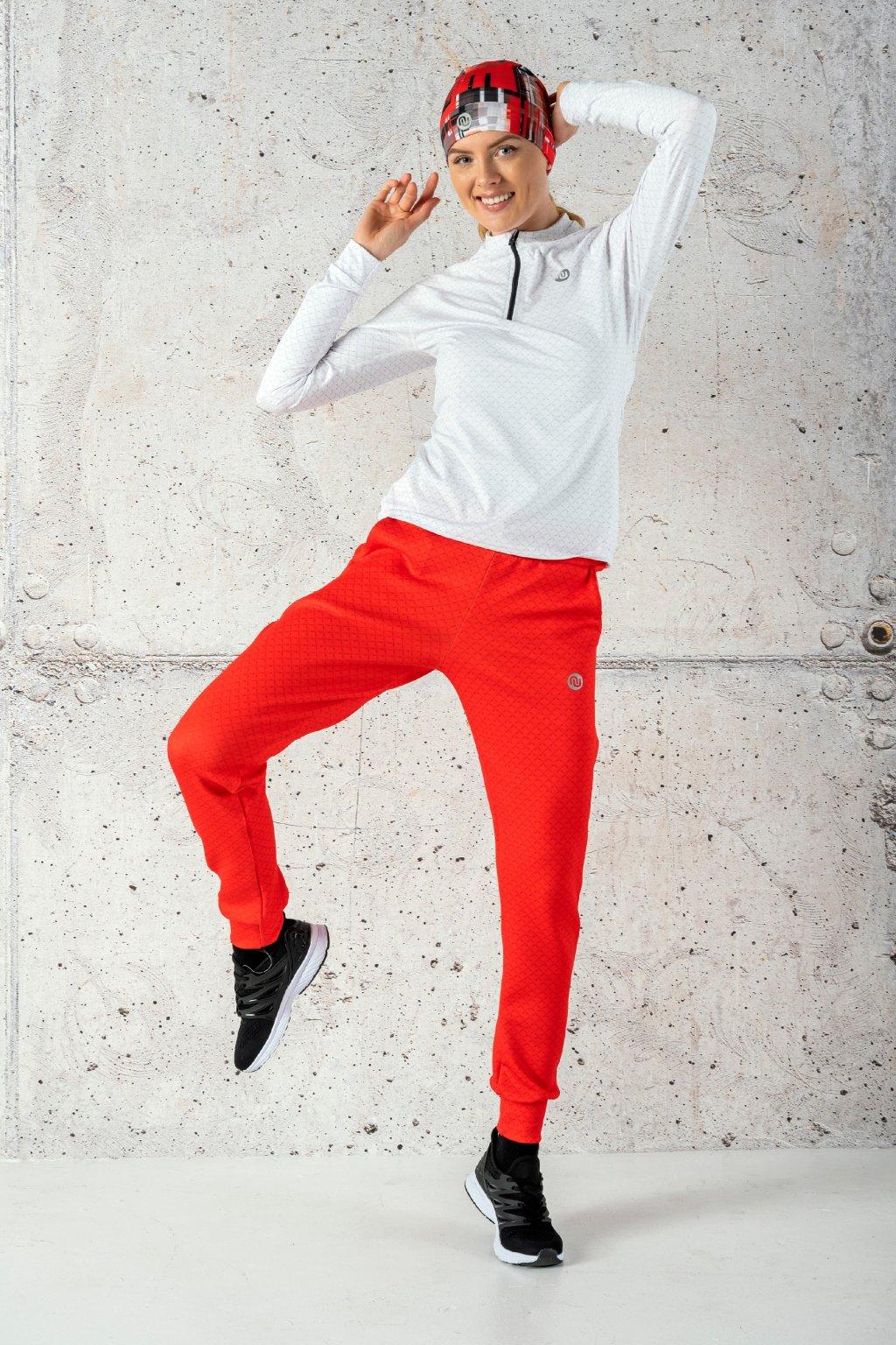 Volné sportovní kalhoty red mirage sdwn 11x4 1