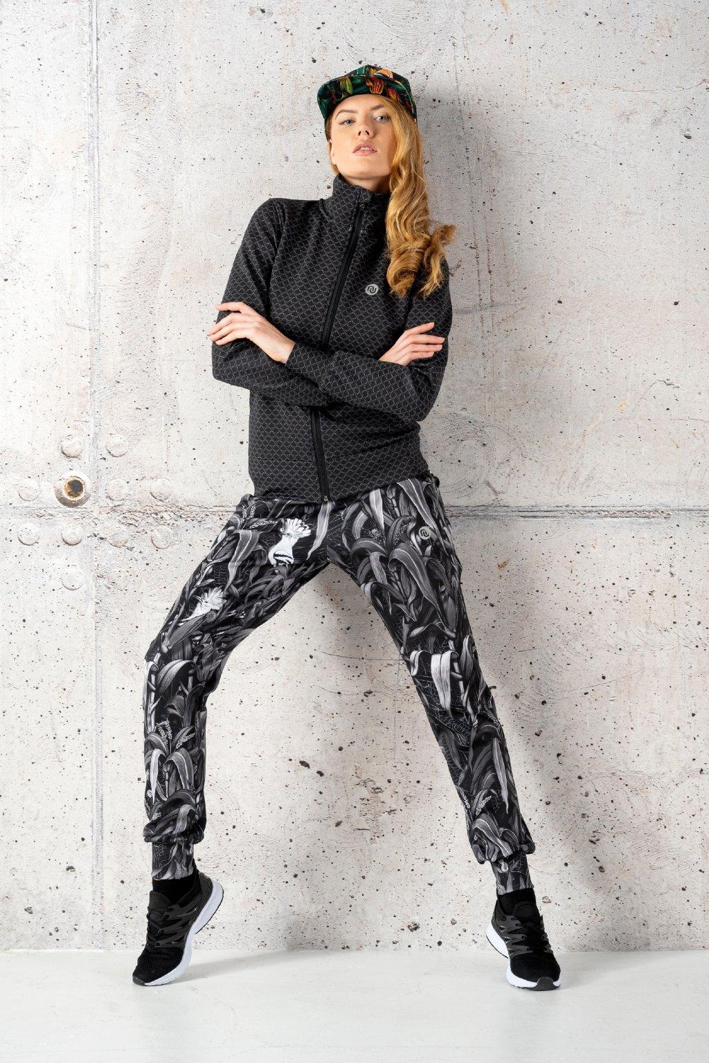 Volné sportovní kalhoty black corn sdwn 12c9 1