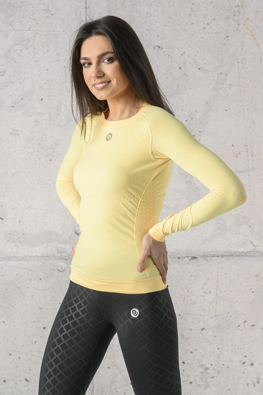 Tričko ultra light s dlouhým rukávem BLD 13 1