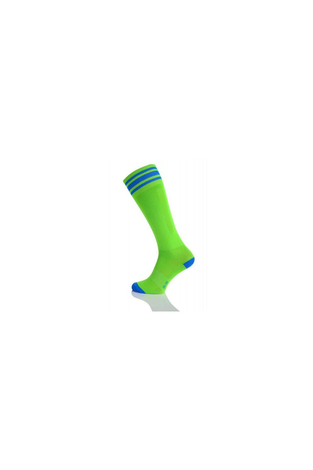 30d0068c845 Běžecké podkolenky PR-4 - Zelená - Nessi Sportswear