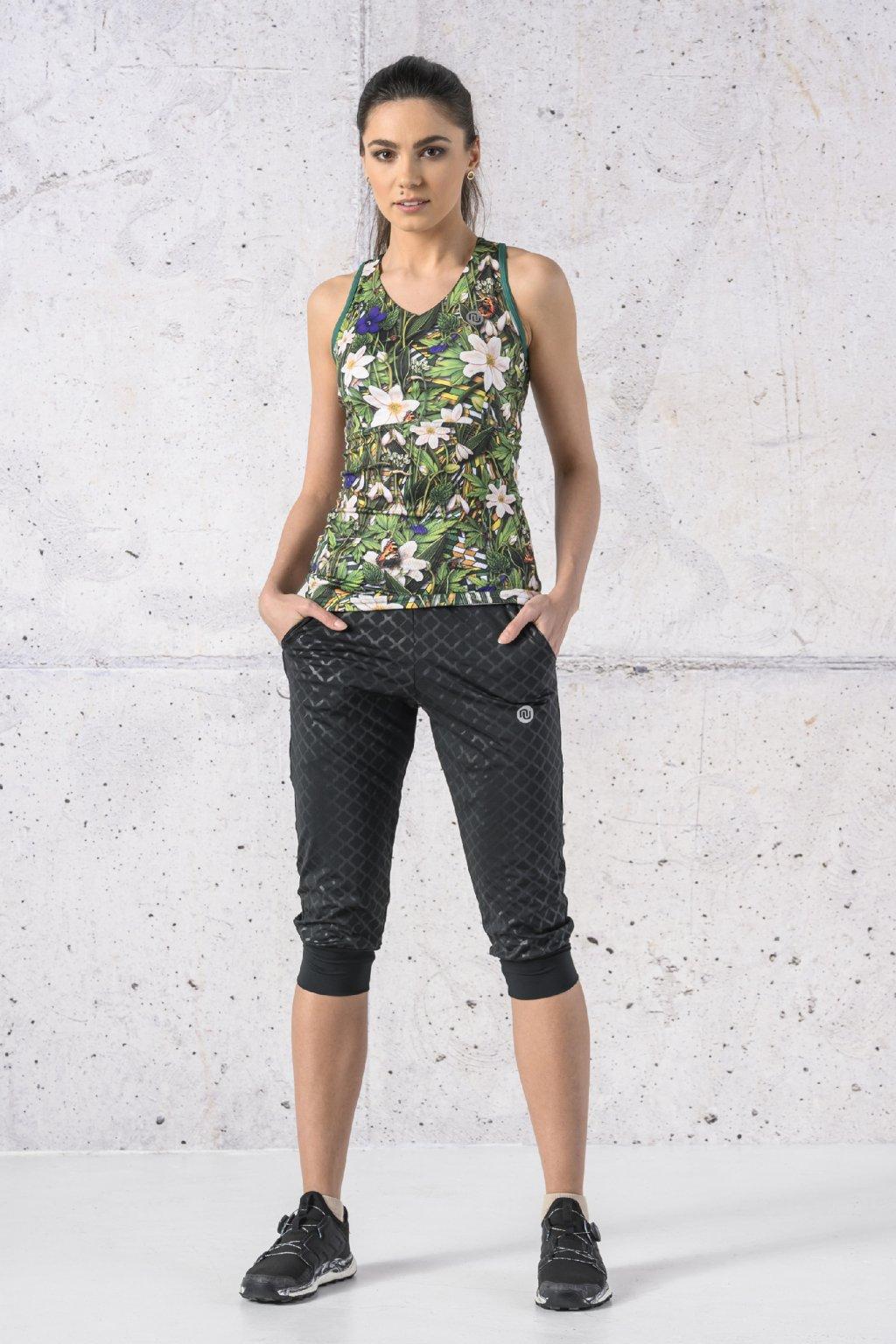Krátké volné kalhoty SCC3 1190T 1
