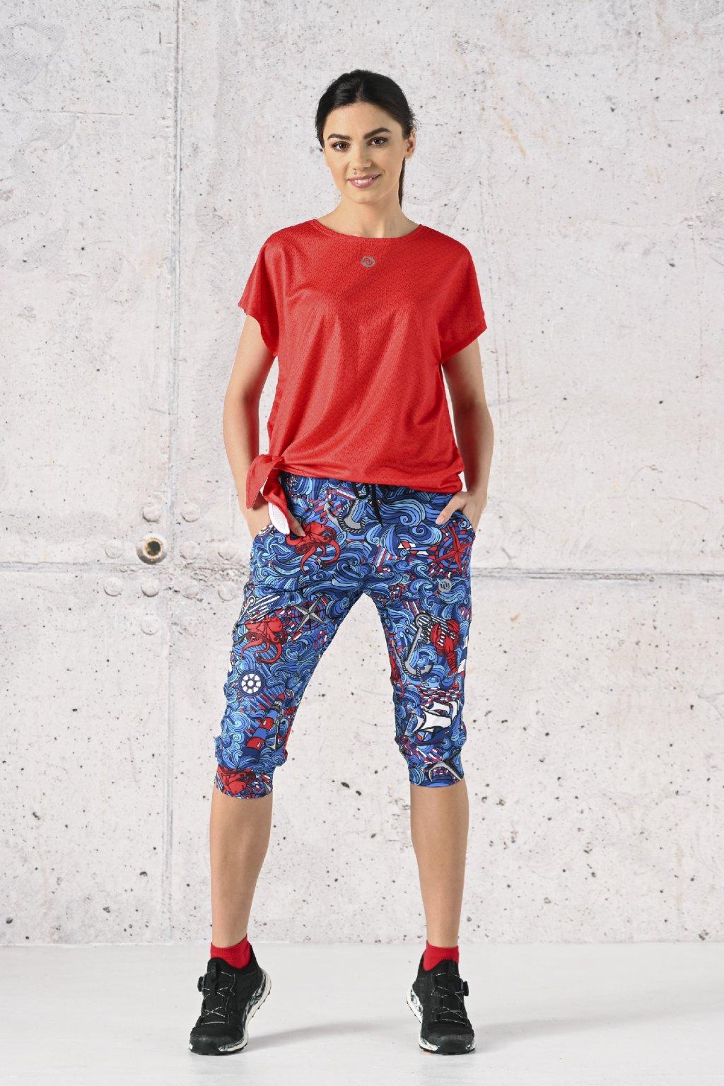 Krátké volné kalhoty SCC3 13F1 1