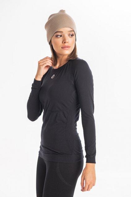 Prodyšné ultra light tričko s dlouhým rukávem BLD90
