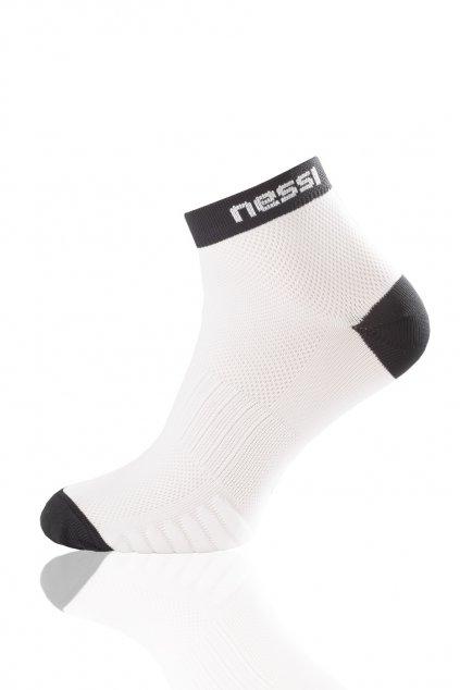 Běžecké ponožky RSN-1 - Bílá