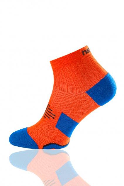 Bežecké Ponožky Maraton RMN-3 - Oranžová