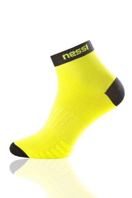 Běžecké ponožky RSN-2 - Citronová