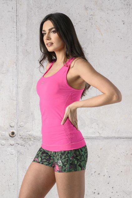 Sportovní top ultra light DFU30 - Fluo Pink