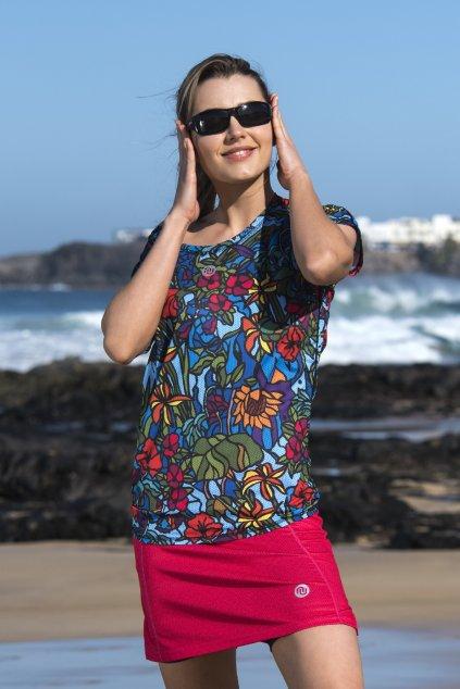 Běžecká sukně pink mirage srdgl 11x2 1