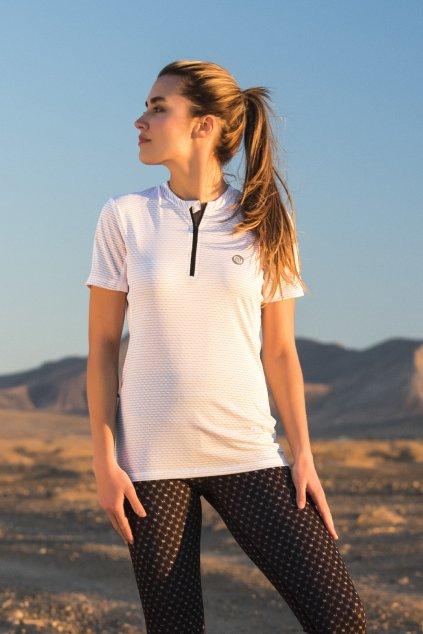 Sportovní tričko s uhlíkem karbon KSBC 01 1