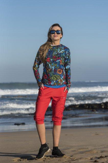 Volné krátké kalhoty red mirage sddc3 11x4 1