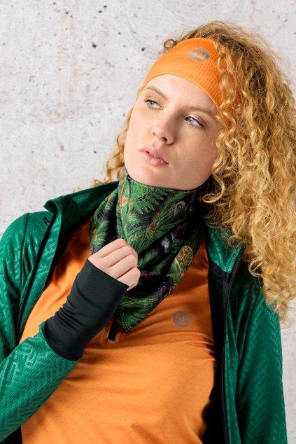 Trojcípý šátek pine atk 12l1 1