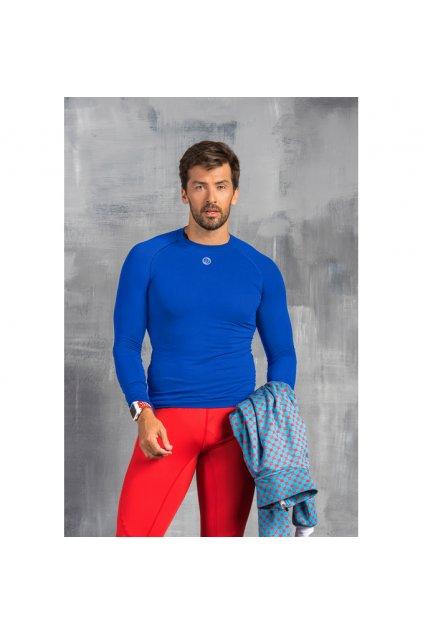 Ultra Light tričko s dlouhým rukávem Blue BLM 50 1