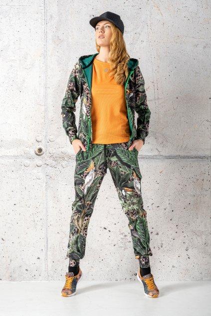 Volné sportovní kalhoty selva sand sdwn 11t1 1