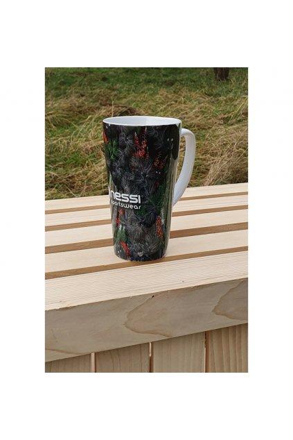 Hrnek Nessi Pine Red KU 12L2 XL 1