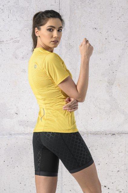 Běžecké tričko carbon KBC 11 1