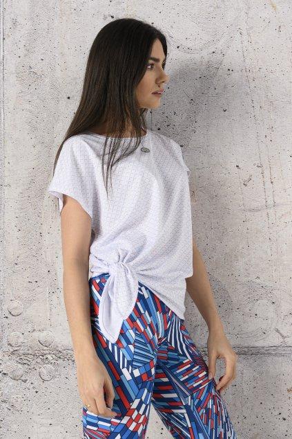 Tričko s vázáním KFW 11X0 1