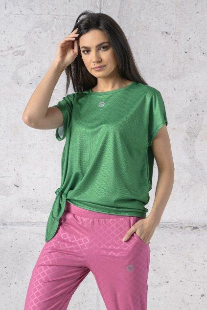 Tričko s vázáním KFW 13X7 1
