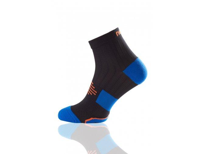 Bežecké Ponožky Maraton RMN-9 - Černá