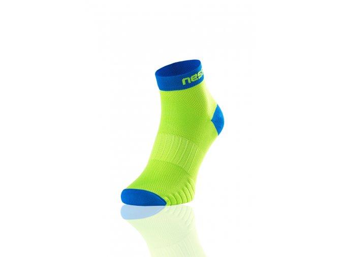 Běžecké ponožky RSN-4 - Zelená