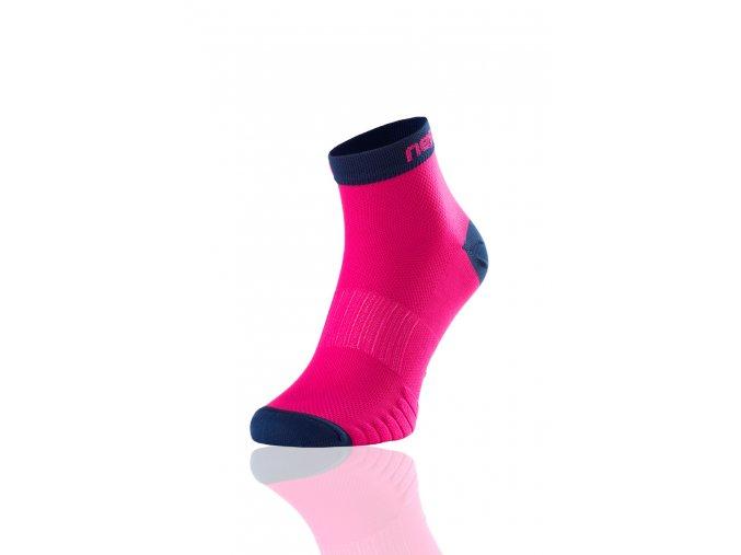 Běžecké ponožky RSN-5 - Růžová