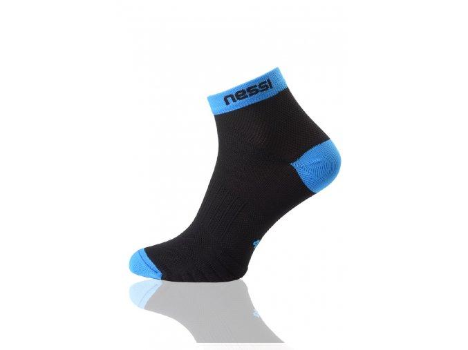 Běžecké ponožky RSN-9 - Černá