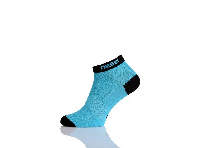 Běžecké ponožky RSN-7 - Tyrkysová