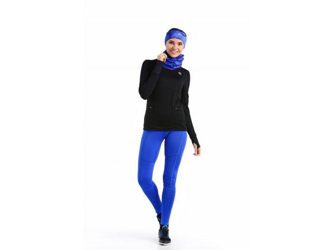 Dámské kalhoty PRO SDP50 - Total blue