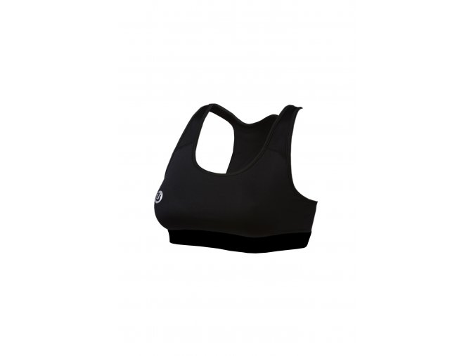 Sportovní podprsenka - Total black